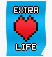 Extra Life Poster