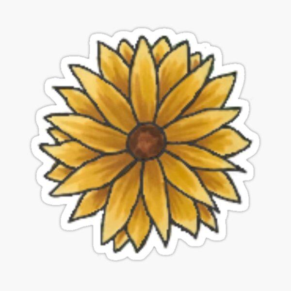 Girasol Sticker