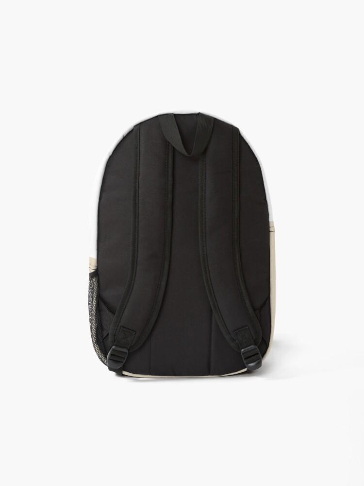 Alternate view of Looks happy Backpack