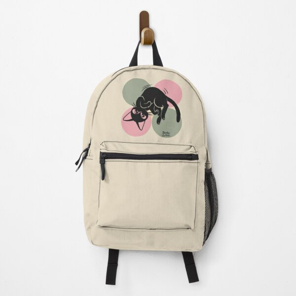 Looks happy Backpack