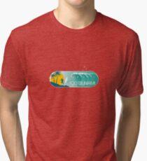 Hollywood Babble-On: Too Tsunami Tri-blend T-Shirt