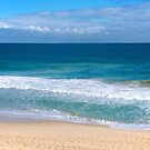 Indian Ocean at Scarborough Beach by Renee Hubbard Fine Art Photography