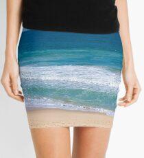 Indian Ocean at Scarborough Beach Mini Skirt