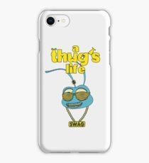 A Thug's Life iPhone Case/Skin