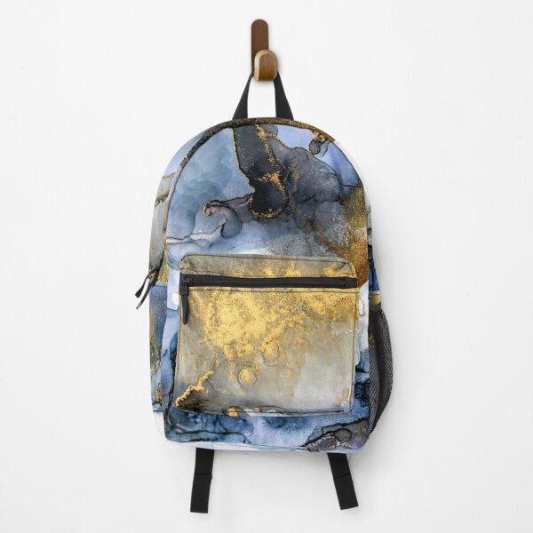 Navy Gold II Backpack
