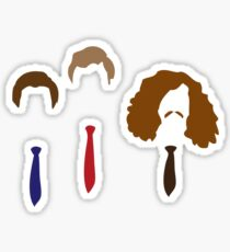 Workaholics - Adam, Anders, and Blake Sticker