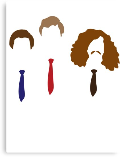 Workaholics - Adam, Anders, and Blake by themoose615