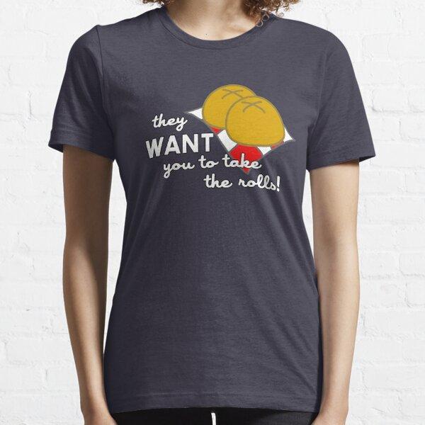 Boy Meets Rolls Essential T-Shirt