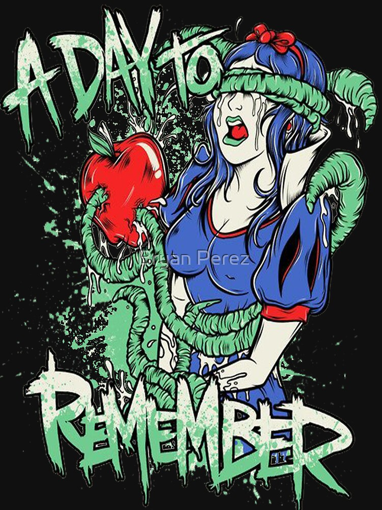 A Day To Remember Snow White | Unisex T-Shirt