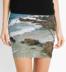 Secluded beach at Byron Bay Mini Skirt