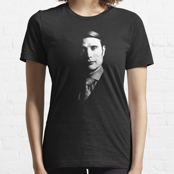 Just Hannibal's Face. Essential T-Shirt