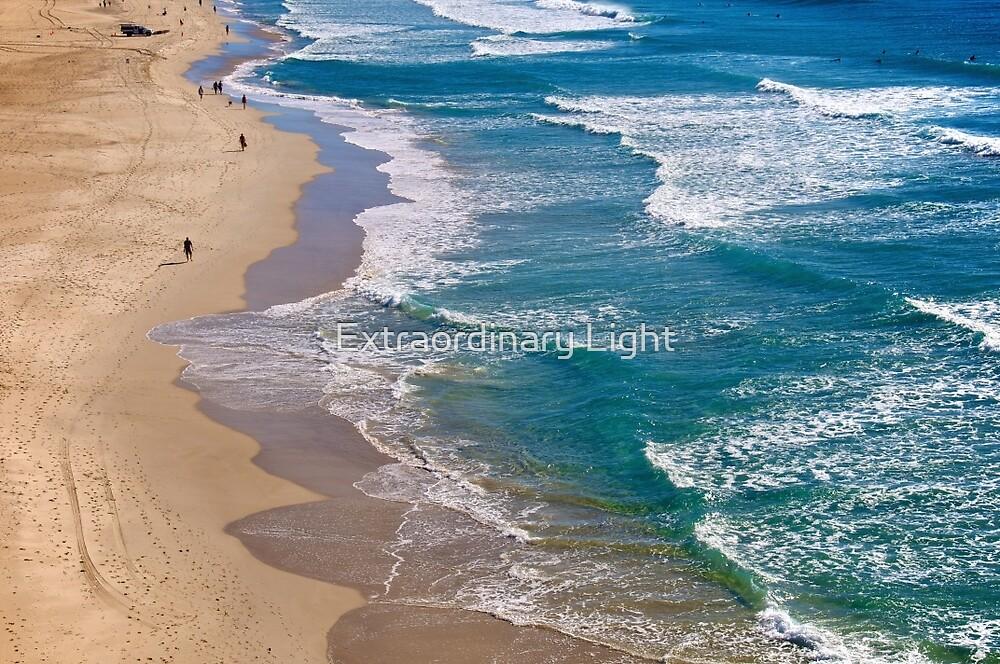 Surfers Paradise by Extraordinary Light