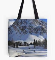 Highwood valley V Tote Bag