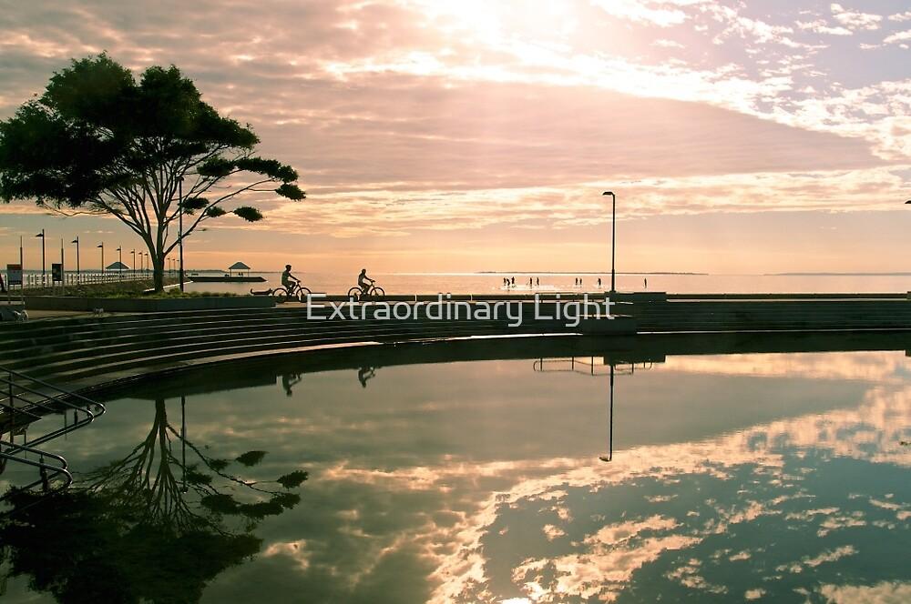 Last light on the Esplanade by Extraordinary Light