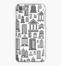 House a background3 iPhone Case/Skin