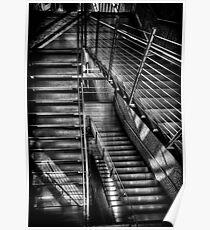 Light Step Poster