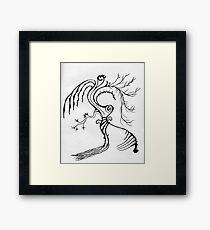 Nature Boy Framed Print