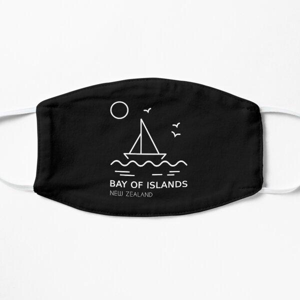 Bay Of Islands New Zealand Black Mask