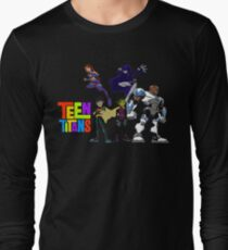 Titans Go!  Long Sleeve T-Shirt