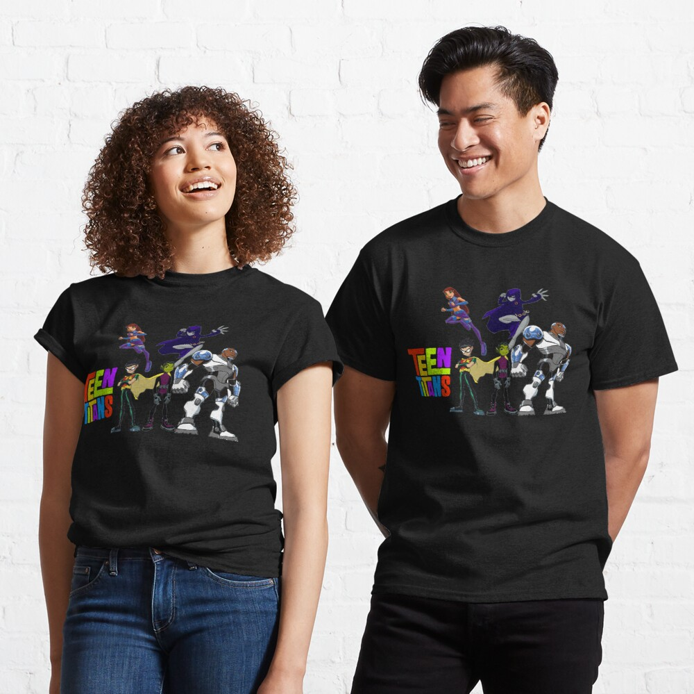 Titans Go!  Classic T-Shirt