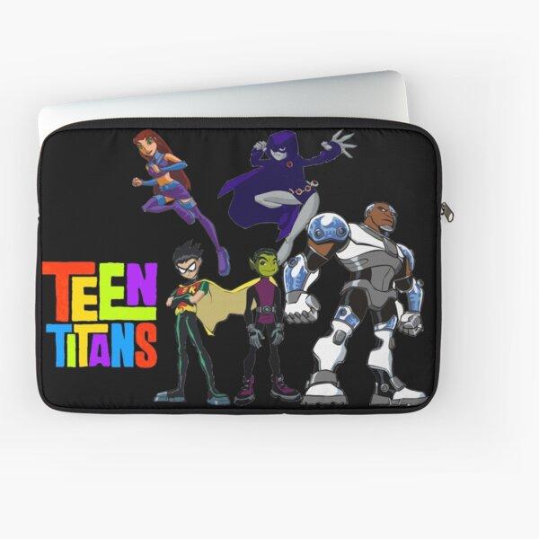 Titans Go!  Laptop Sleeve