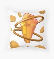 Bounty Rune Crystal Throw Pillow