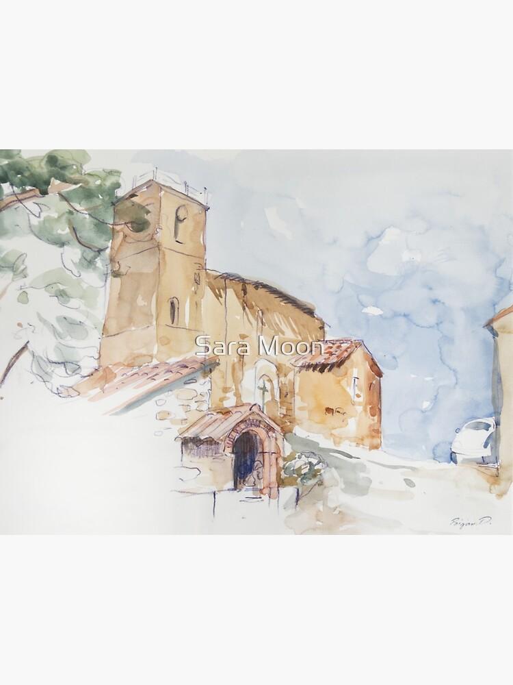 A Country Church by sara-moon