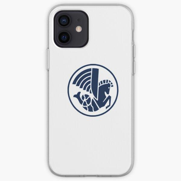 Aire Francés Funda blanda para iPhone
