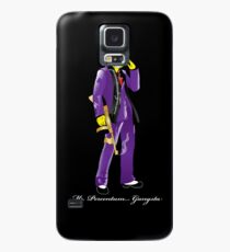 Mr Percentum - Gangsta Case/Skin for Samsung Galaxy
