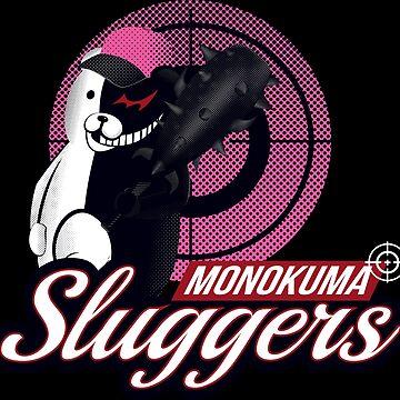 Monokuma Sluggers by yashanyu1