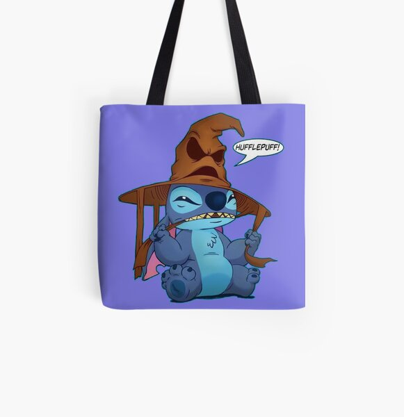 stitch funny art All Over Print Tote Bag