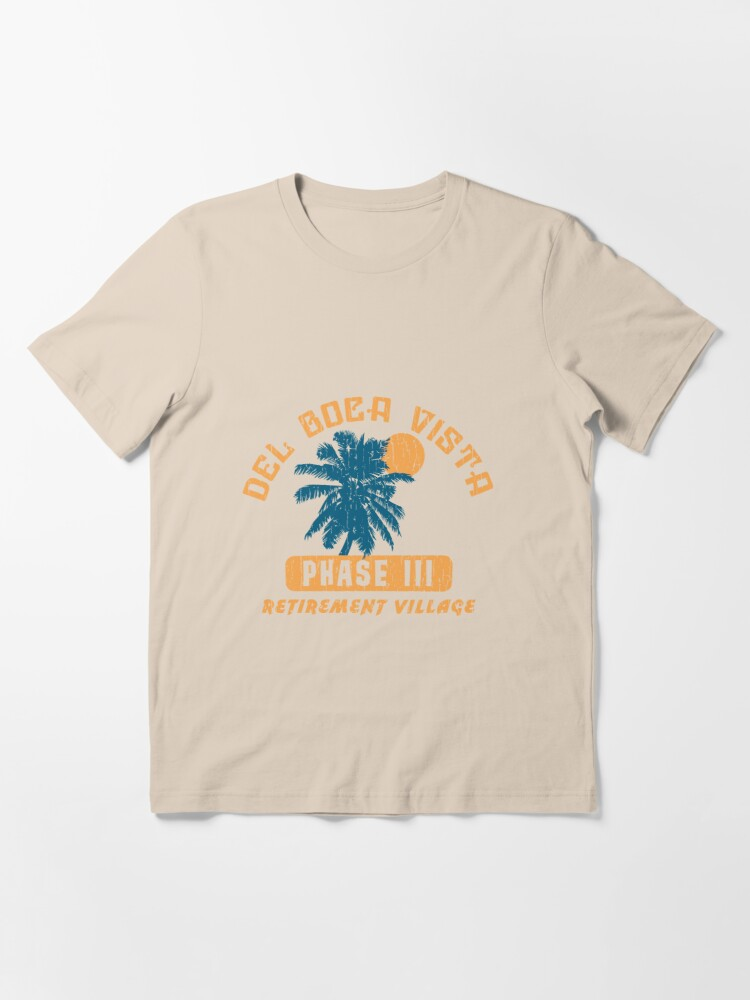 Alternate view of Del Boca Vista Retirement Village Essential T-Shirt