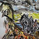 three trees bluff.... by banrai
