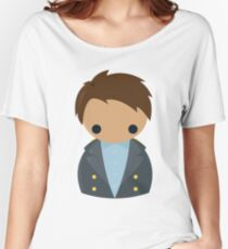 Captain Jack Harkness Women's Relaxed Fit T-Shirt