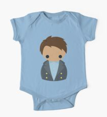 Captain Jack Harkness One Piece - Short Sleeve