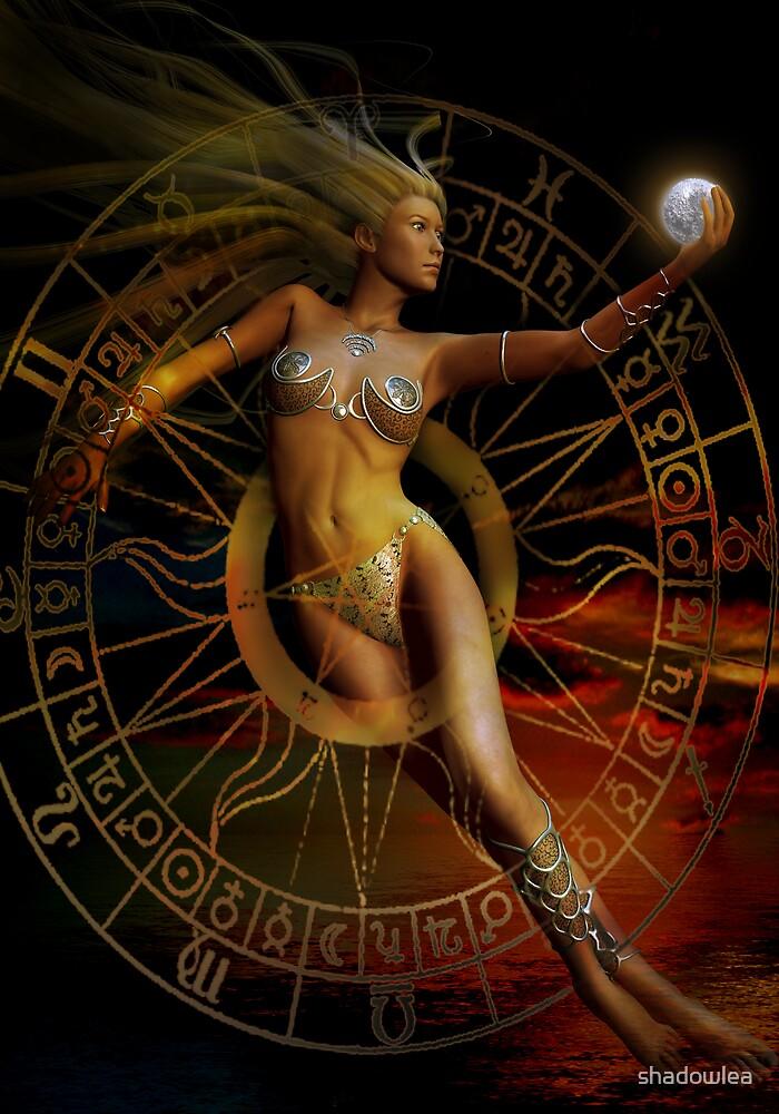 sacred feminine by shadowlea