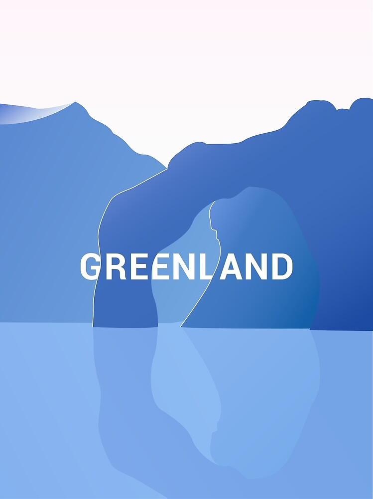 Colorful lands - GREENLAND by Ellair