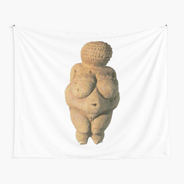 #Venus of #Willendorf #artifact sculpture art figurine statue humanbody #VenusofWillendorf Tapestry