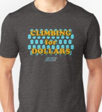 Climbing for Dollars - The Running Man T-Shirt