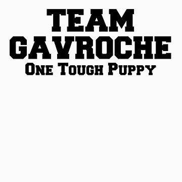 Team Gavroche by freakedoutgeek