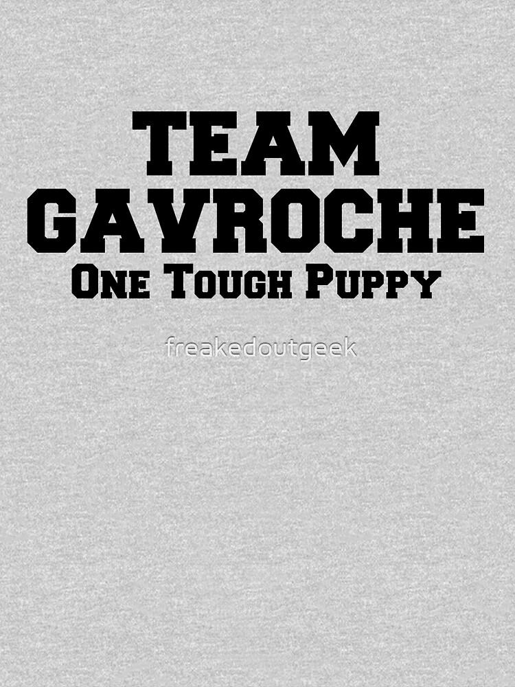 Team Gavroche by freakedoutgeek