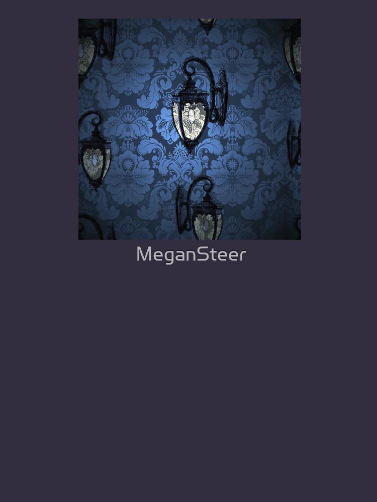 In the Shadows by MeganSteer
