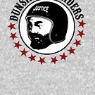 Dunshelm Raiders - Knightmare Treguard biker gang design by GroatsworthTees