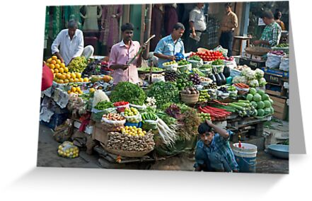Open Market by phil decocco