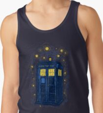 Space Time Impressionism Tank Top