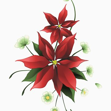 Poinsettia by elenab