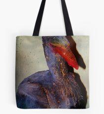 Housebreaking Heron Tote Bag