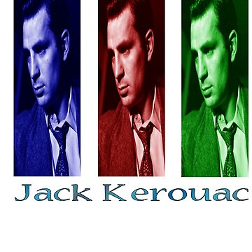 Jack Kerouac by kissuquick