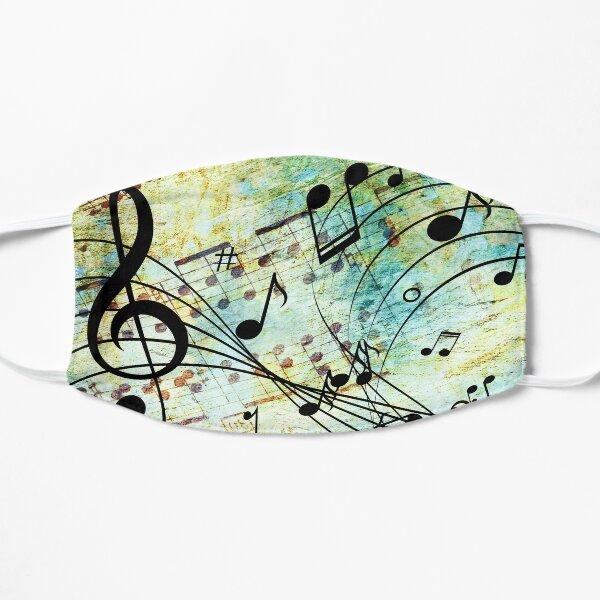 Musique Masque sans plis