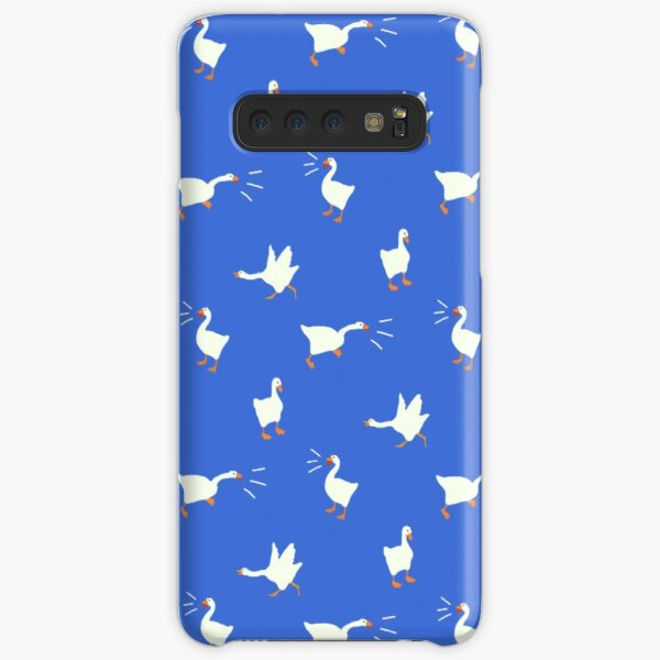 Untitled Goose Game Samsung Galaxy Snap Case